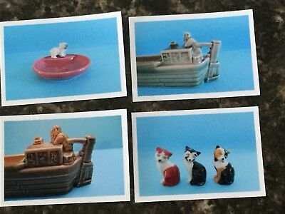 Vintage WADE WHIMSEY FOUR PHOTOS Canon Paper In Envelope for sale  Minneapolis