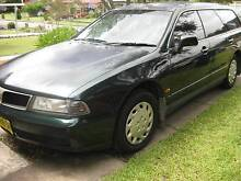 1998 Mitsubishi Magna With Bluetooth USB CD Player & Air Con Adamstown Heights Newcastle Area Preview