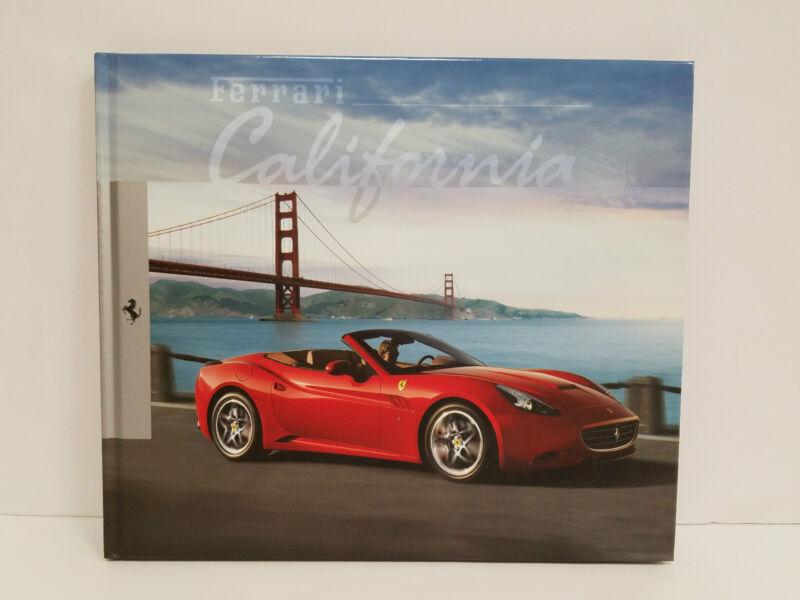 Ferrari California Brochure