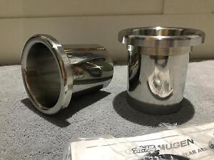 Genuine mugen exhaust tips - Honda Civic type r fn2r Liverpool Liverpool Area Preview