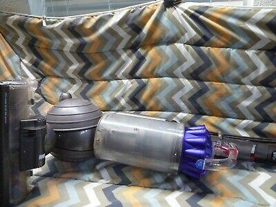 Dyson UP13 Ball Animal Bagless Upright Vacuum - Iron/Purple