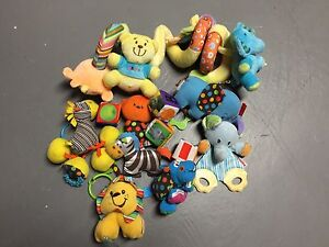 Baby toys and stroller toy