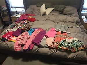 Girls clothing lot - size 4/5