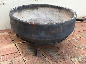 Fire Pit - Mediterranean style - slow burner Duncraig Joondalup Area Preview
