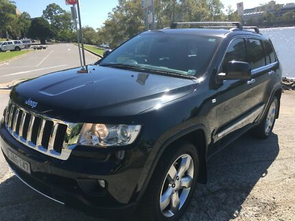 Jeep Grand Cherokee Limited MY13 low km $25,500