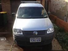 2007 Volkswagen Caddy Van/Minivan Fremantle Fremantle Area Preview