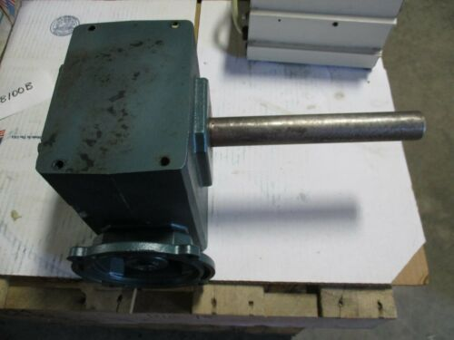 FLEXALINE GROVE GEAR  WORM SPEED REDUCER M/N#SP.BMQ226-2 #318100B NEW