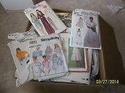 Huge Sewing Pattern Lot