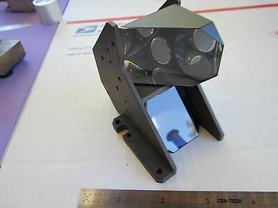 Mil Spec Optical Assembly Prisms Mirror Beam Splitter From Laser System