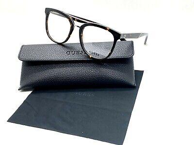 Guess GU 1953 052  dark havana  Eyeglasses 51 19 (Guess Prescription Glasses)