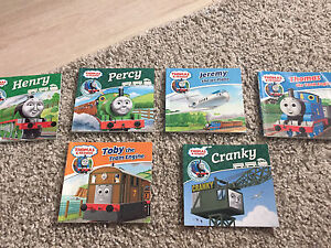 Thomas the tank engine books Allambie Heights Manly Area Preview