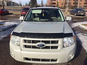 Ford Escape 2008 4WD Limited