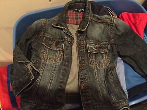 Baby denim jacket 24 months