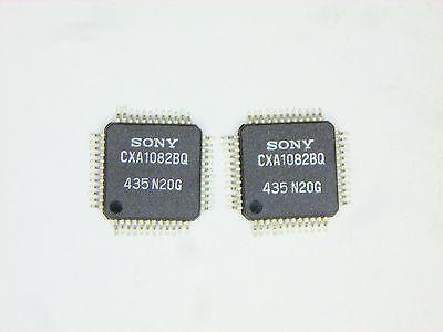 Cxa1082bq Original Sony 48p Smd Ic 2 Pcs