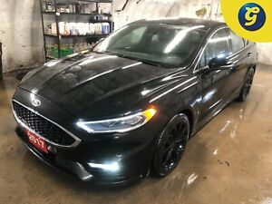 2017 Ford Fusion Sport w/EcoBoost | $381/month (o.a.c)