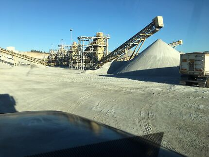 Cracker dust, road base at great rates