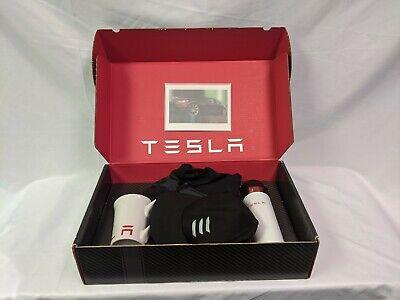 Tesla Model S Founders Reservation Gift Set Rare