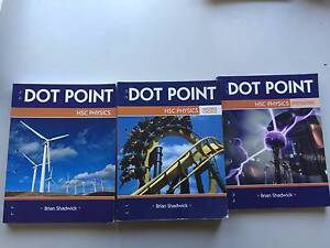 Physics - Dotpoint + Multiple Choice + Investigations Shortland Newcastle Area Preview