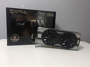 EVGA GTX 1070 FTW Edition - Like New; Negotiable