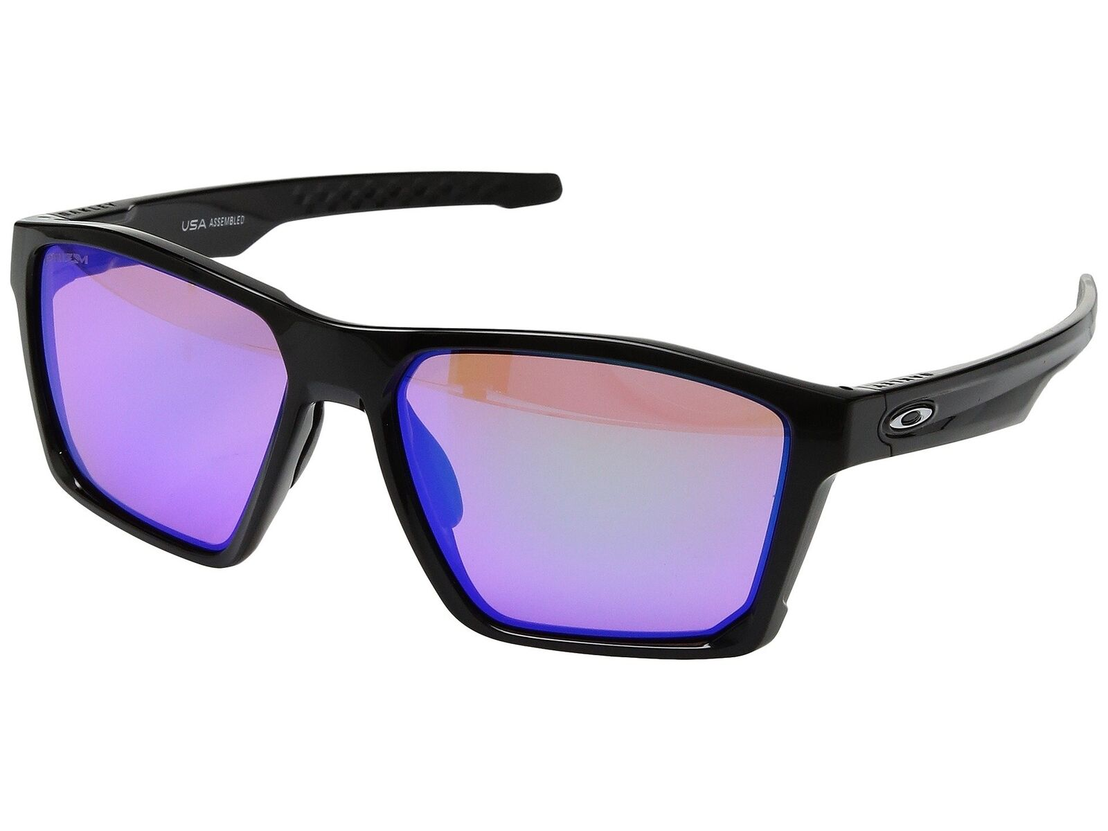 8565ec6089 Oakley Targetline Sunglasses OO9397-0558 Polished Black Prizm Golf Lens 9397  05