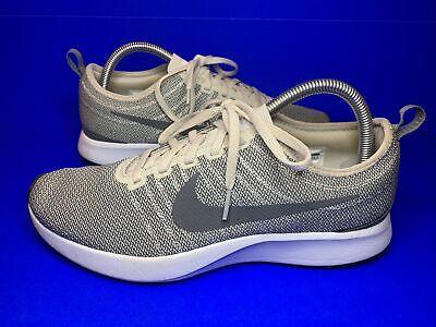 Nike Dualtone Racer UK Size 7 EUR 41 Trainers runners light bone...