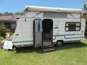 Pop Top Caravan Millard 16ft 1993 Morayfield Caboolture Area Preview