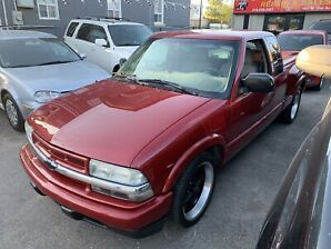 Chevrolet S10 Ext - Low Kms
