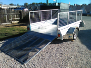 Ramped Trailer Hire $45 Nerang Gold Coast West Preview
