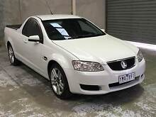 2011 Holden Omega Ute Dual Fuel RWC Rego South Morang Whittlesea Area Preview
