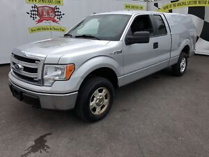 2013 Ford F-150 XLT, Crew Cab, Automatic, Power Group, 4x4