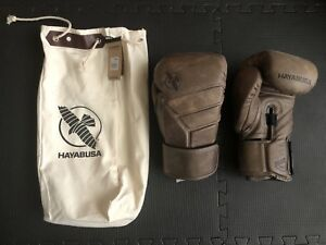 BRAND NEW 12OZ HAYABUSA T3 KANPEKI GLOVES SOLD OUT ONLINE