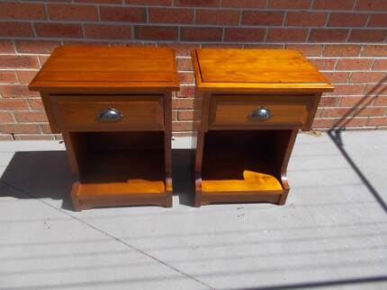 Bedroom Timber Bedside Tables RC Roberts Quality Furniture