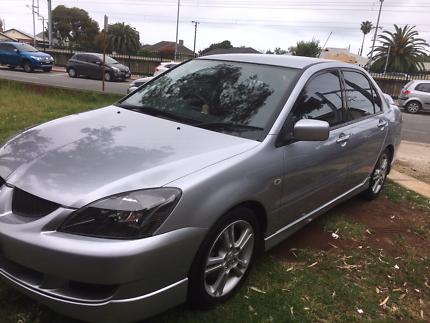 Mitsubishi lancer VRX for sale