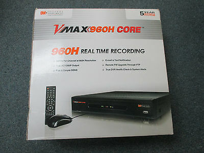 Digital Watchdog Vmax 960h Dvr Dw Vc 41t 4 Channel 1 Tb Digital Video Recorder