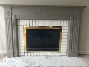 Fireplace Mantel for Sale
