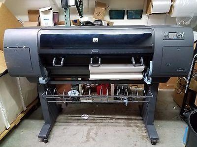 "HP DesignJet 4000 Large Format Inkjet Printer 42""  -   Q1273A    -   Pickup Only"