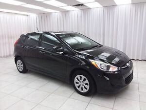 "2016 Hyundai Accent """"ONE OWNER"""" L 5SPD 5DR HATCH w/ USB/AUX PO"