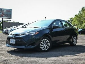 2017 Toyota Corolla LE CVT Automatic, Rear View Camera, Power Gr