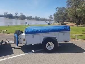 Wandering Star off road camper trailer Moorook South Loxton Waikerie Preview