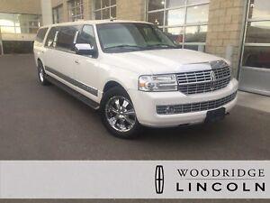 2011 Limo Lincoln Navigator L