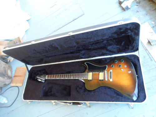 Vintage Gibson RD Artist Prototype Electric Guitar RARE