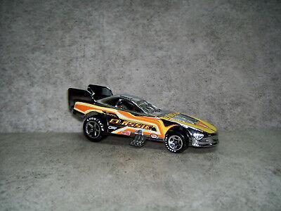 2005 HOT WHEELS CLASSICS FIREBIRD FUNNY CAR CHROME