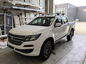 MY18 2017 Holden Colorado with lots of extras