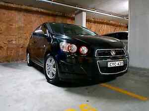 2012 Holden Barina Hatchback Lane Cove North Lane Cove Area Preview