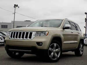 Jeep Grand Cherokee 4 RM 4 portes Overland