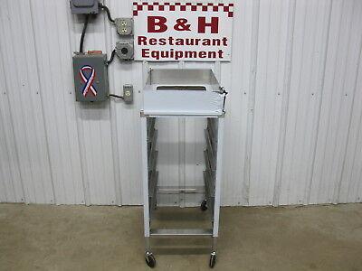 Broaster Stainless Steel Fryer Landing Dump Table Station 85212