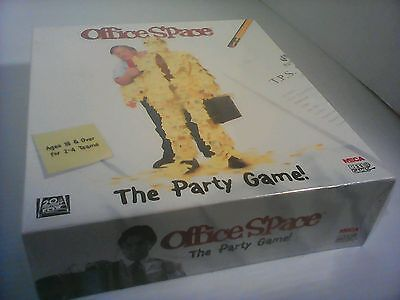 Office Space The Party Game! Neca Reel Games New & Factory Sealed!](Office Party Games)