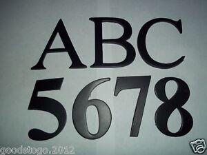 75mm 3 inch black metal front door hotel room numbers for 3 inch black metal letters