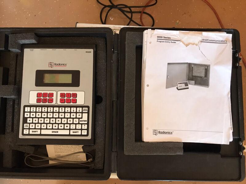 Radionics D5200 Programmer