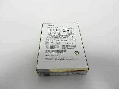 HGST Hitachi 400GB SSD SAS 6Gbps Hard Drive 2.5